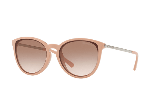 Michael Kors Chamonix Rose Water lente Light Brown Gradient cod. MK2080U 335013 56