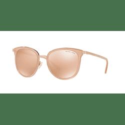 Michael Kors Adrianna III Pink/Rose Gold lente Rose gold flash cod. MK1010 1103R1 54