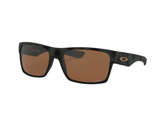 Oakley Twoface Olive Camo lente Tungsten PRIZM cod. OO9189-4060