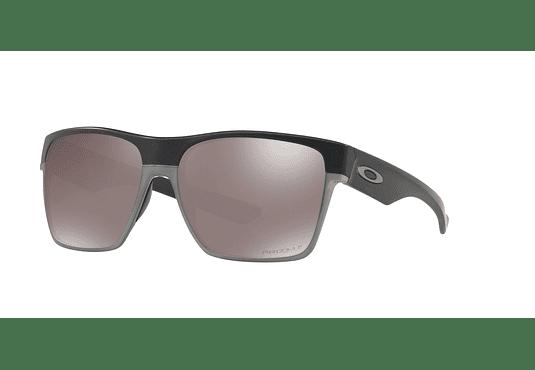 Oakley Twoface XL Matte Black lente Black Prizm y Polarized cod. OO9350-1059