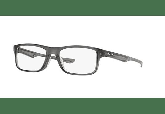 Armazón óptico Oakley Plank 2.0 Polished Grey Smoke cod. OX8081-0653
