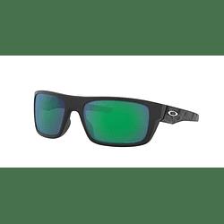 Oakley Drop Point Matte Black Prizmatic lente Jade Prizm y Polarized cod. OO9367-2260