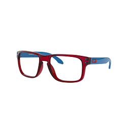 Armazón óptico Oakley Holbrook RX Translucent Red cod. OX8156-0554