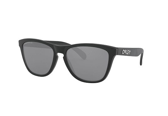 Oakley Frogskins Matte Black lente Black Prizm y Polarized cod. OO9013-F755