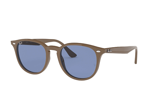 Ray Ban Round RB4259 Brown lente Blue cod. RB4259 638180 51