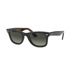 Ray Ban Wayfarer Grey/Havana lente Grey Gradient cod. RB2140 127771 50