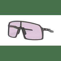 Oakley Sutro Matte Dark Grey lente Low Light PRIZM cod. OO9406-0437