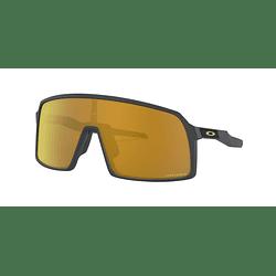 Oakley Sutro Matte Carbon lente 24k PRIZM cod. OO9406-0537
