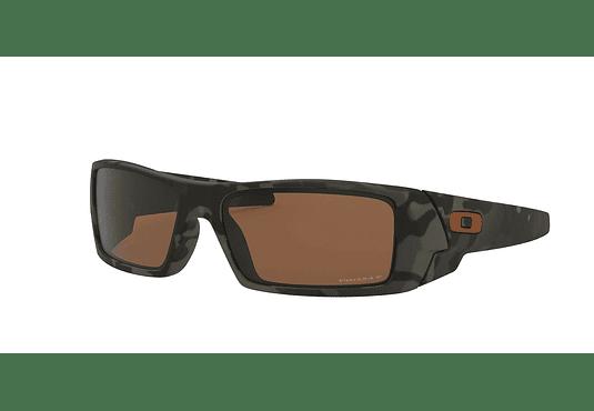 Oakley Gascan Matte Olive Camo lente Tungsten Prizm y Polarized cod. OO9014-5160
