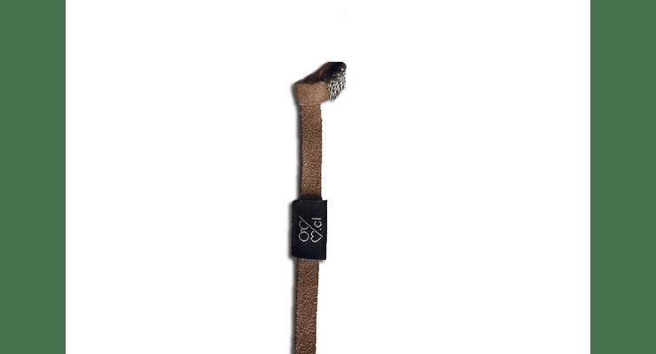 Correa de cuero Café (Strap) para lentes - Image 1