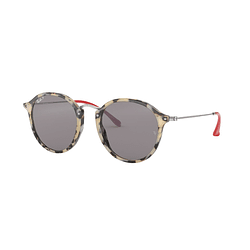 Ray-Ban Round Fleck Polarized