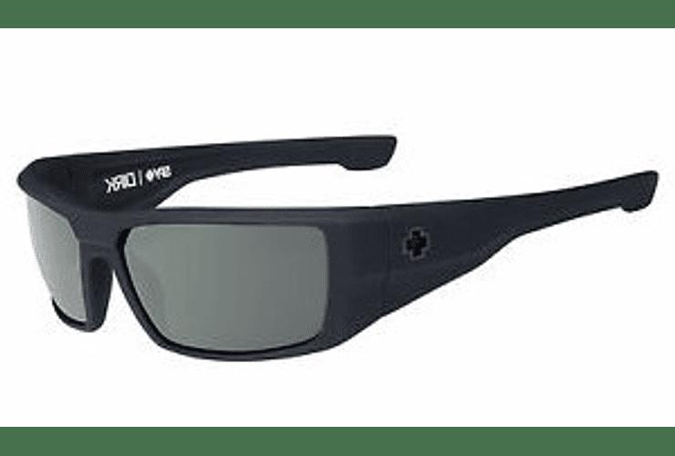 SPY Dirk Negro Opaco lente Verde Oscuro cod. s.648478757400 - Image 1