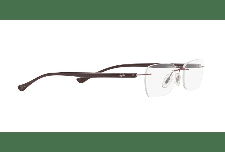 Armazón óptico Ray-Ban RX8693 - Light Ray Titanium  - Image 10
