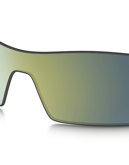 Lente de repuesto Oakley Oil Rig color Emerald iridium cod. 16-693