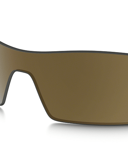 Lente de repuesto Oakley Oil Rig color Titanium Iridium cod. 16-702