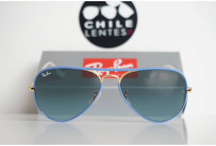 Ray-Ban Aviator Full Color  - Image 3
