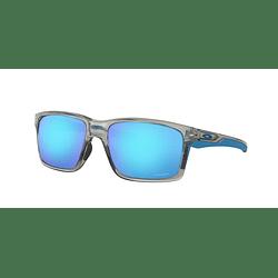 Oakley Mainlink Gray Ink lente Prizm Sapphire cod. OO9264-4261