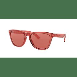 Oakley Frogskins Peach lente Prizm Peach cod. OO9013-H155