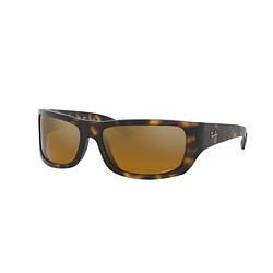 Ray-Ban Active RB4283-CH Havana lente Chromance Brown/Gold Mirror Polarized cod. RB4283CH 710/A3 64