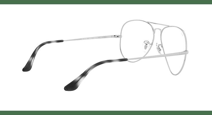 Ray-Ban Aviador RX6489 Sin Aumento Óptico - Image 8