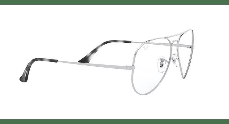 Ray-Ban Aviador RX6489 Sin Aumento Óptico - Image 10