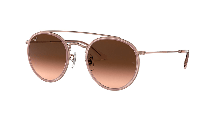 Ray-Ban Round Double Bridge RB3647N - Image 1