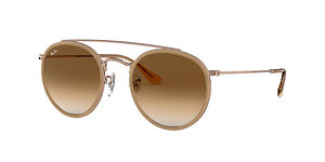Ray-Ban Round Double Bridge RB3647N