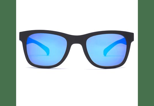 Lentes de sol Adidas AOR004/N.009.027 Black & Light Blue