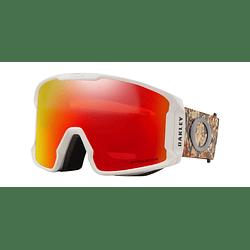 Antiparras Oakley Line Miner Prizm Snow - Factory Pilot