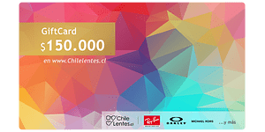 Gift Card Chilelentes.cl GOLD