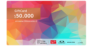 Gift Card Chilelentes.cl BRONZE