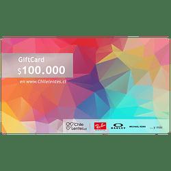 Gift Card Chilelentes SILVER
