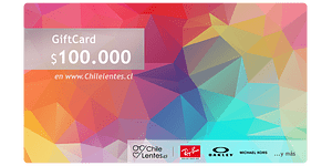 Gift Card Chilelentes.cl SILVER