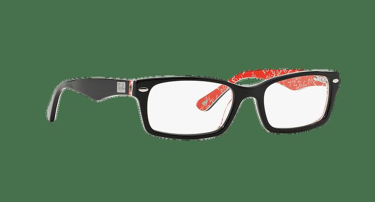 Ray-Ban Rectangular RX5206 Sin Aumento Óptico - Image 11