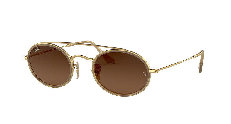 Ray-Ban Oval Double Bridge - Image 1