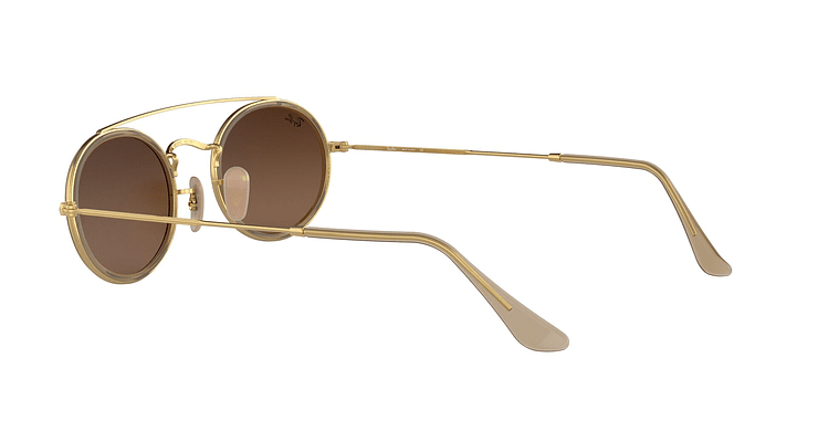 Ray-Ban Oval Double Bridge - Image 4