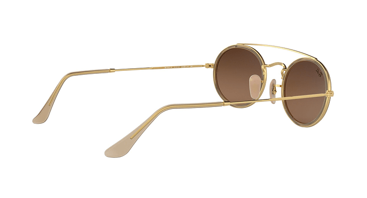 Ray-Ban Oval Double Bridge - Image 8