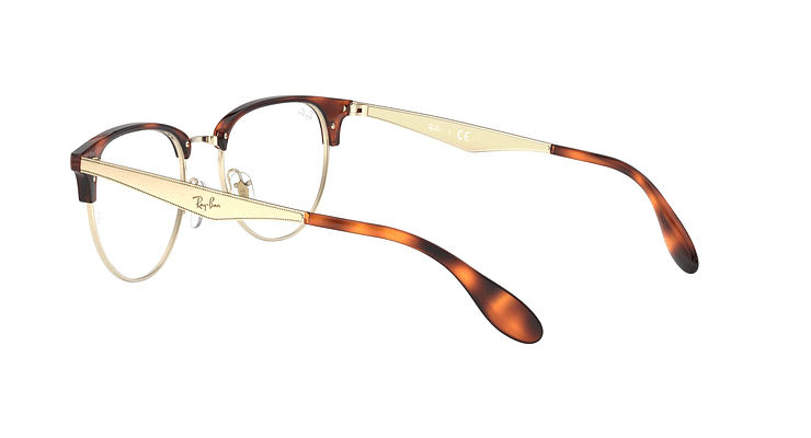 Ray-Ban Clubmaster RX6396 - Image 4