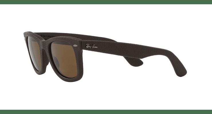 Ray-Ban Wayfarer Leather Polarizado - Image 2