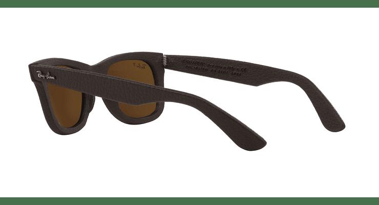 Ray-Ban Wayfarer Leather Polarizado - Image 4