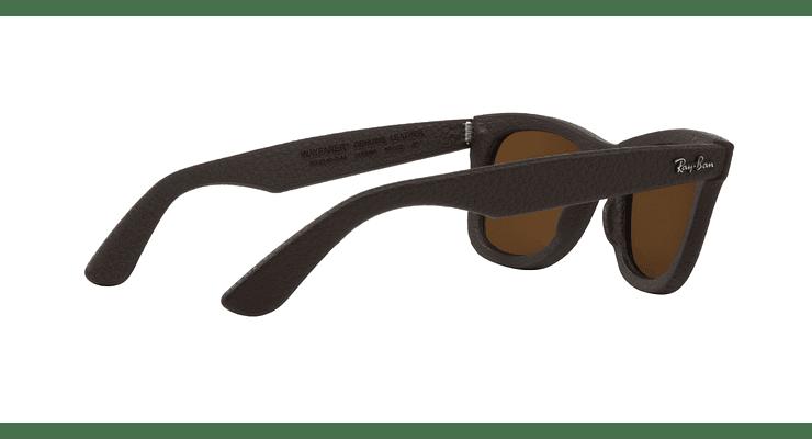 Ray-Ban Wayfarer Leather Polarizado - Image 8