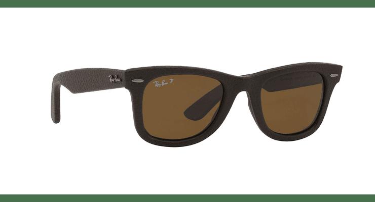 Ray-Ban Wayfarer Leather Polarizado - Image 11