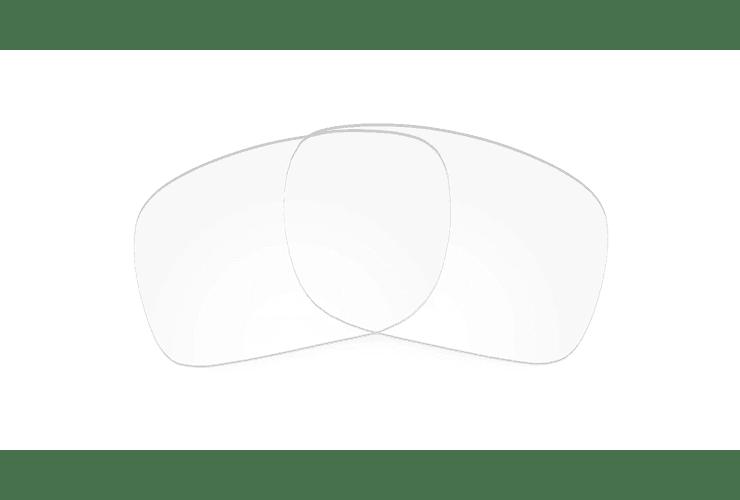 Cristales monofocales (superior) normales transparentes
