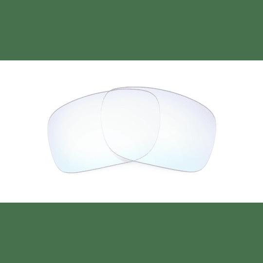 Lente Monofocal Superior Luz azul Transparente Transparente