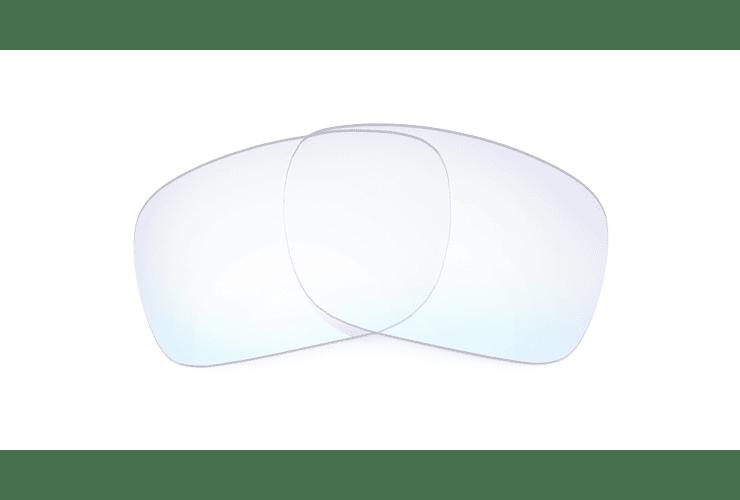 Lente Sin aumento  Luz azul Transparente Transparente