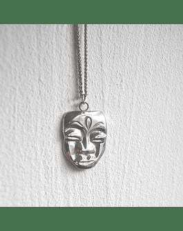 Sacred Face Pendant 001