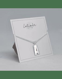 Letter Charm