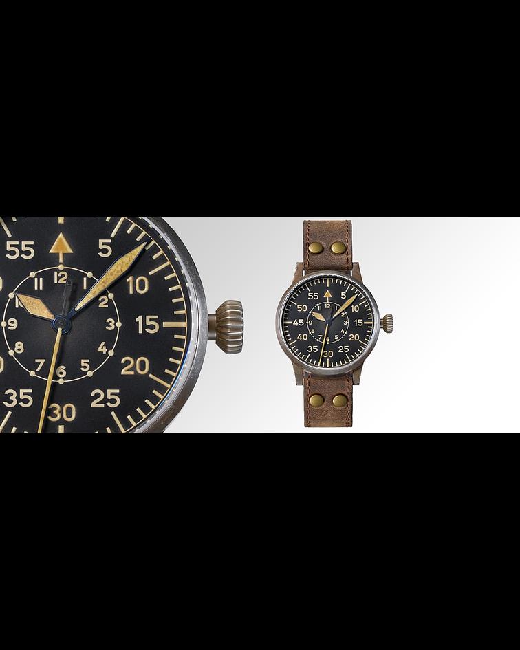 Reloj Laco Friedrichshafen Automatico 45 mm ERBSTUCK - Una Leyenda