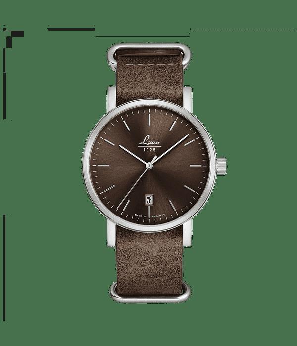 Reloj Laco Classic Mocca Automático -