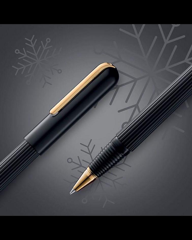 Lamy Imporium - Bolígrafo Bi color Negro - Gold